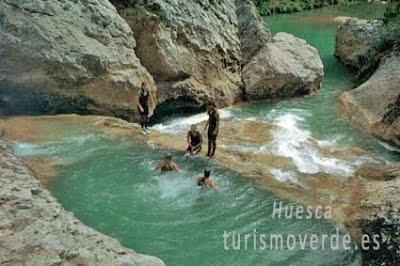 TURISMO VERDE HUESCA. Entorno de Naval